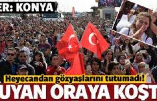 Türk Yıldızları ve Solo Türk nefes kesti