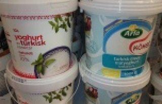 Türk yoğurdu, Yunan yoğurdunu İsveç'te piyasadan...