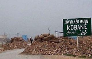 Türkiye Belediyeler Birliği'ne Kobani tavsiyesi