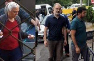 Türkiye'de tutuklu bulunan İsveç vatandaşı...
