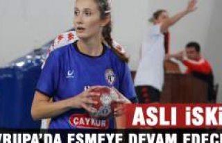 Türkiye'den İsveç'e transfer olan Aslı,...