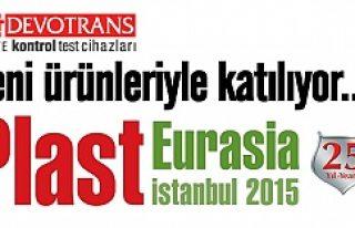 Türkiye devi Devotrans, 25. Uluslararası İstanbul...