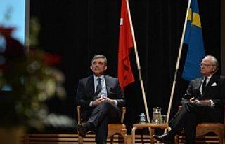 Türkiye, İsveç Arasında yapılan anlaşma resmi...