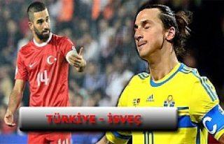 Türkiye-İsveç Maçının Biletleri Satışa Çıktı