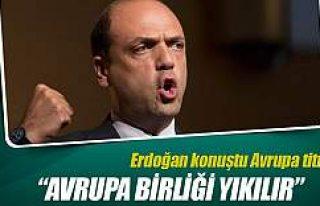 """""""Türkiye kapıları açarsa bu bütün Avrupa..."""