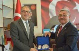 Türkiye'nin Stockholm Büyükelçiliği'ne...
