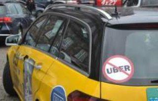 Uber şoförüne 486 bin kron ceza