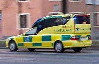 Visby'de bir kişi boğuldu