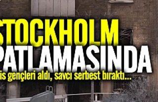 Vällingby patlamasından yakalanan 2 kişi serbest...