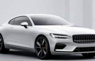 Volvo 2019'da üreteceği hibritli aracını...