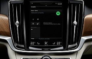 Volvo Cars, donanım olarak Spotify sunacak!
