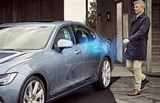 Volvo Dünyanın İlk Anahtarsız Otomobilini Tanıttı!