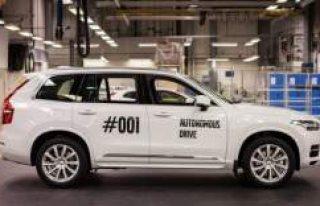 Volvo, İddialı Otonom Sürüş Deneyini Erteledi!