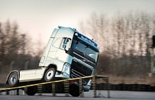 Volvo Trucks reality şov çekiyor!