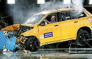 Volvo'ya sağlamlık ödülü