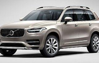 Volvo'nun 2015 yenilikleri!