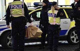 Vårbygård'da 19 yaşında bir genç vuruldu