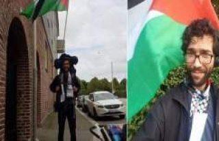 Yahudi Asıllı İsveçli Aktivist Ladra Yürüyerek...