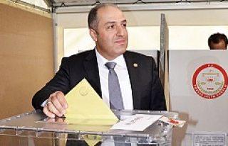 """Yeneroğlu: """"Milletimiz AK Parti'nin öncü vizyonuna,..."""
