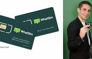 Yeniliklere doymayan Whatsapp'ın WhatSim Kartı çıktı