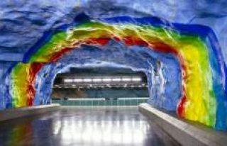 Yer Altından Anılar: Stockholm Metrosu