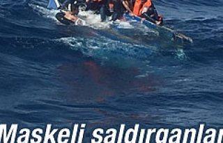 Yunan karasularında göçmen botlarına saldırılar