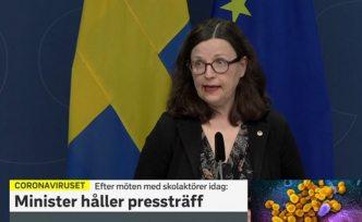İsveç okullarla ilgili kararını açıkladı