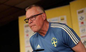 İsveç Teknik Direktörü Andersson ücretsiz izne çıkarıldı