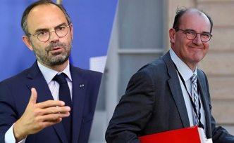 Fransa'da istifa eden Philippe'nin yerine, Castex yeni başbakan olarak atandı
