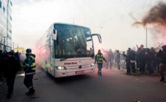 Kalmar FF - AIK Stockholm maçı soygun nedeniyle ertelendi