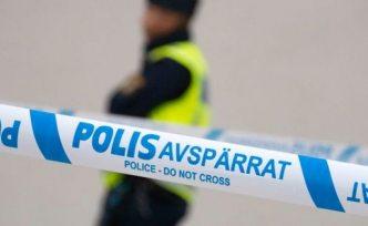 Skärholmen'de iki kişi bıçaklandı
