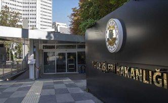 Türkiye'den ABD'ye Gara tepkisi: Ankara Büyükelçisi Dışişlerine çağrıldı