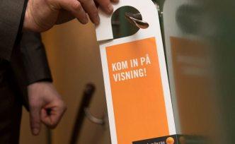 İsveç'te rekor seviyeye çıkan daire fiyatları düşmeye başladı