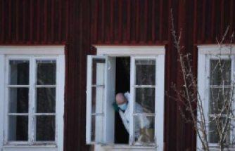 Bir ölüm haberi de Luleå'dan