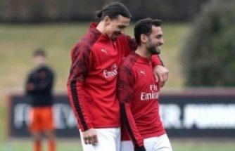 Hakan Çalhanoğlu'ndan Galatasaray ve Ibrahimovic sözleri!