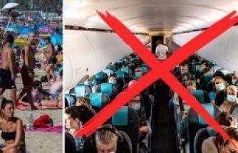 DSÖ'den Avrupa'ya seyahat uyarısı