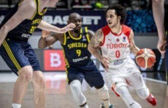 EuroBasket 2022 Elemeleri: Türkiye İsveç'i 8 farkla geçti