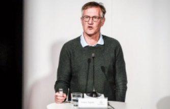 """İsveç'te vaka sayıları 850 bine dayandı: Tegnell """"Zor bir dönemden geçiyoruz"""""""