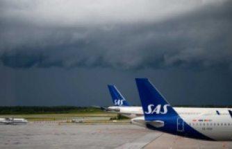SAS'tan kötü haber: İsveçle gerilim SAS'ın tüm uçuşlarını iptal ettirdi