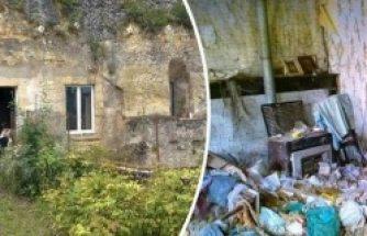 1 Euro'ya aldıkları evi saraya dönüştürdüler!