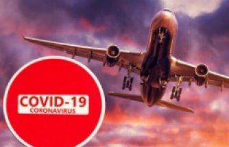 Avrupa'da bazı havayollarından yolculara dakikalar içerisinde sonuç veren Covid-19 testi