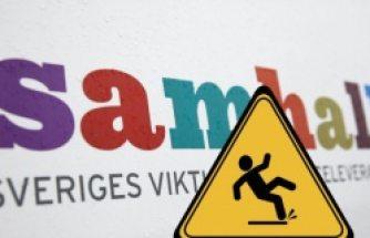 Temizlik çalışanı açtığı davada Samhall'ı 200 bin kron cezaya mahkum etti