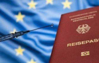 Avrupa Birliği'nde 'Dijital Covid Aşı Sertifikası' 1 Temmuz'da yürürlüğe girecek