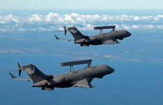 Birleşik Arap Emirlikleri'nin Saab'dan aldığı uçaklar teslim edildi