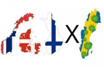 İskandinav ülkeleri İsveç'i sınır dışında tutuyor