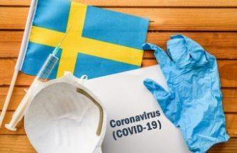 İsveç'te covid-19 tedavisi görüp iyileşen kişi sayısı
