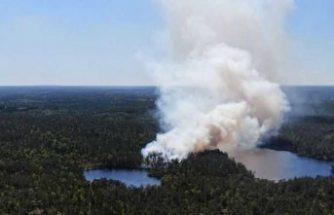 İsveç'te korkutan orman yangınları: Huddinge, Nacka, Nynäshamn!