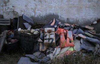 Umuda yolculukta 54 göçmen yaşamını yitirdi