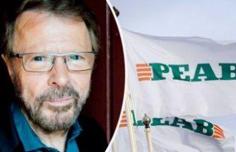 ABBA grubunun efsane ismi, PEAB inşaat şirketine dava açtı