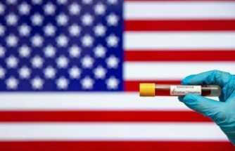 ABD'de günlük vaka sayısı 56 bini geçti
